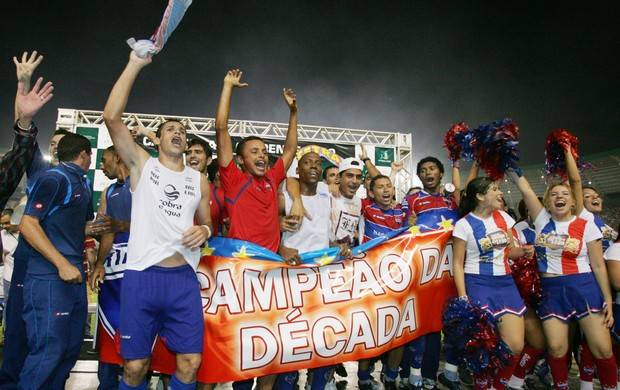 Final 2010 Ceará x Fortaleza Campeonato Cearense (Foto: Kiko Silva/ Agênica Diário)