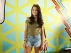 Sophia Raia, filha de Edson Celulari, usa look fashion no Lollapalooza