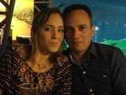 Suspeito de matar esposa é preso (Reprodução/Facebook)