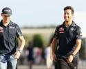 RBR alerta Mercedes contra assédio, e Vettel descarta pegar vaga de Rosberg