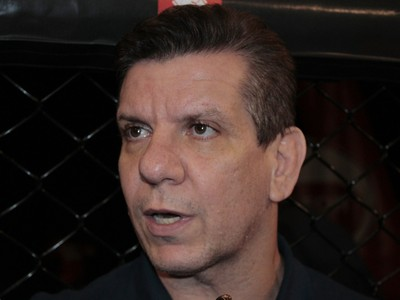 Dedé Pederneiras UFC MMA (Foto: Adriano Albuquerque)