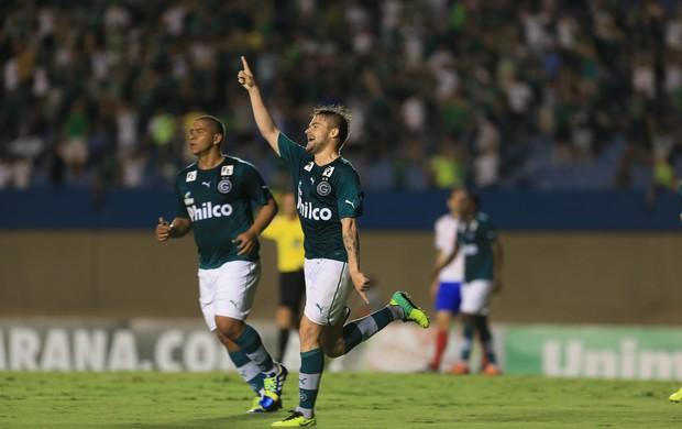 Eduardo Sasha - Goiás x Bahia - Série A - Serra Dourada (Foto: Weimer Carvalho / O Popular)