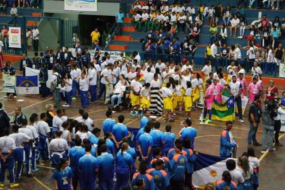 Ceará recebe as Olimpíadas Especiais no próximo dia 10 de junho (Foto: Divulgação)