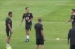 Tite confirma Firmino como titular para o jogo contra o Uruguai nas eliminatórias