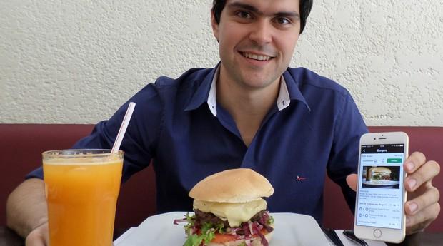 RafaelArb, 29 anos, é um dos sócios do VoceQpad (Foto: Divulgação)