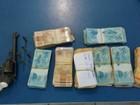 Ladrões roubam R$ 34 mil e são presos em barreira policial em RO