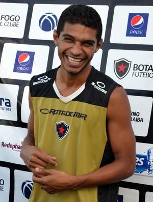 Pio, Botafogo-PB, Campeonato Brasileiro, Série D, Estádio Almeidão, semifinal, Paraíba (Foto: Richardson Gray / Globoesporte.com/pb)