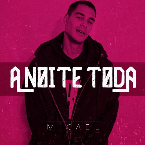 Capa do novo single de Micael (Foto: Divulgação)
