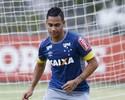Vindo do Coelho, Bryan perde espaço no Cruzeiro e não joga há dois meses