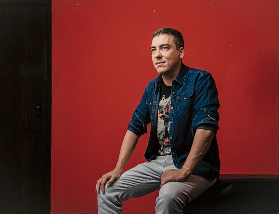 O diretor Daniel Rezende (Foto: Filipe Redondo / ÉPOCA)