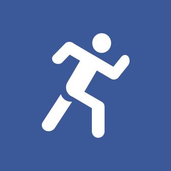 Facebook quer que você se exercite; veja nova atualização de status (Foto: Reprodução/Facebook)