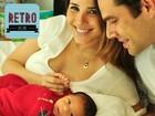 Baby boom 2012: relembre as famosas que deram à luz este ano