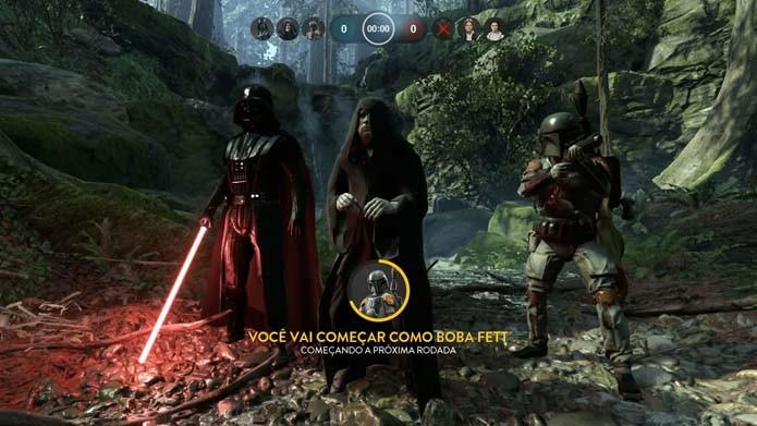 Star Wars Battlefront: como jogar o novo modo Heróis vs Vilões (Foto: Reprodução/Murilo Molina)