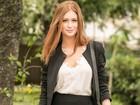 Marina Ruy Barbosa grava cheia de estilo e com colar especial; veja em detalhe!