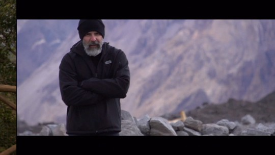 Gustavo Ziller se reinventa como montanhista após estresse no trabalho
