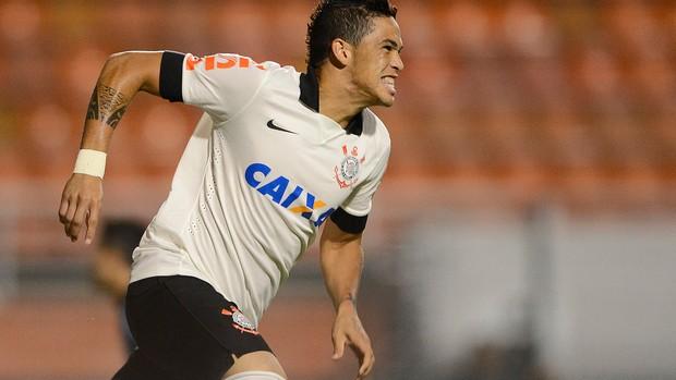 Luciano gol Corinthians (Foto: Mauro Horita / Ag. Estado)