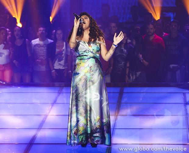 Amanda Amado (Foto: Fabiano Battaglin/TV Globo)