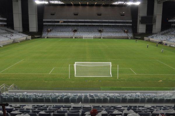 Arena Pantanal (Foto: TVCA)
