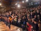 Creche na Coxia, de Cabo Frio, RJ, se apresenta em festival em Minas Gerais