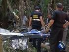 Corpos de vítimas de acidente aéreo chegam ao IML