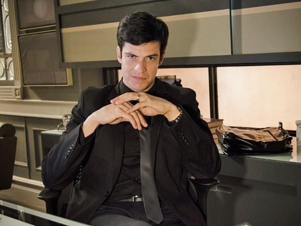 Personagem de Mateus Solano será o grande vilão de Amor à Vida: Félix, homossexual enrustido e mau (Foto: Estevam Avellar/TV Globo)