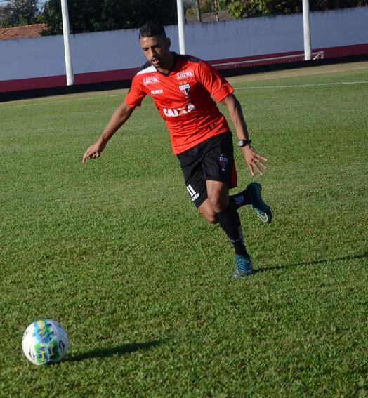 abalo (Divulgação / Atlético-GO)