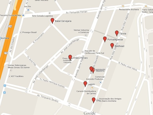 G1  Com nove cervejarias bairro de Porto Alegre  polo para
