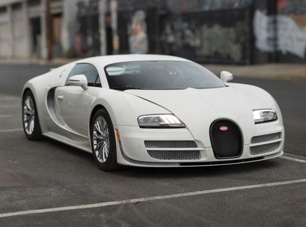 Auto Esporte Ultimo Bugatti Veyron Cupe Sera Leiloado Como Quase