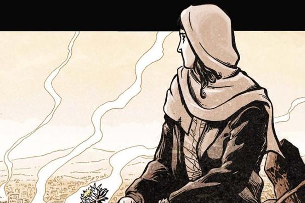 Mandaya é a nova super-heroína da Marvel (Foto: Divulgação)