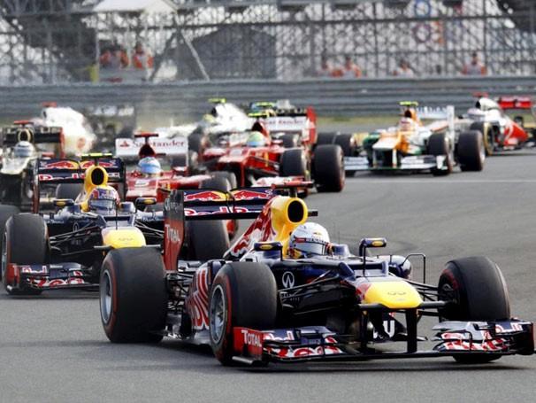 O treino para o GP da Índia será transmitido no sábado, 27, às 6h30 (Foto: Agência Reuters)