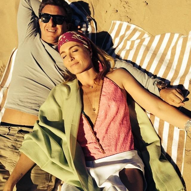 Angélica e Luciano Huck (Foto: Instagram / Reprodução)