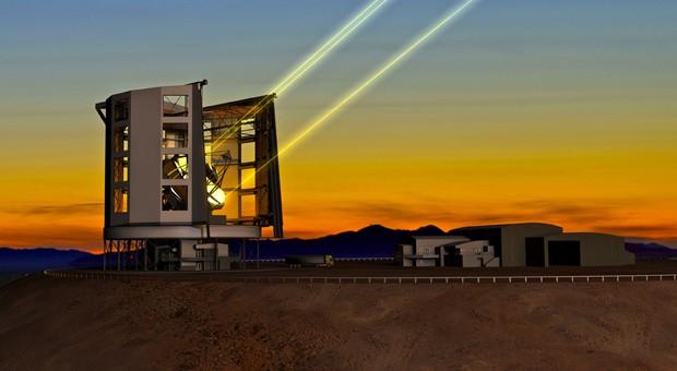 GMT será construído no deserto do Atacama, no Chile. (Foto: Giant Magellan Telescope/Divulgação)