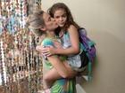 Surpresa! Bianca Bin recebe visita de Mel Maia em Boogie Oogie: 'Coração disparou!'