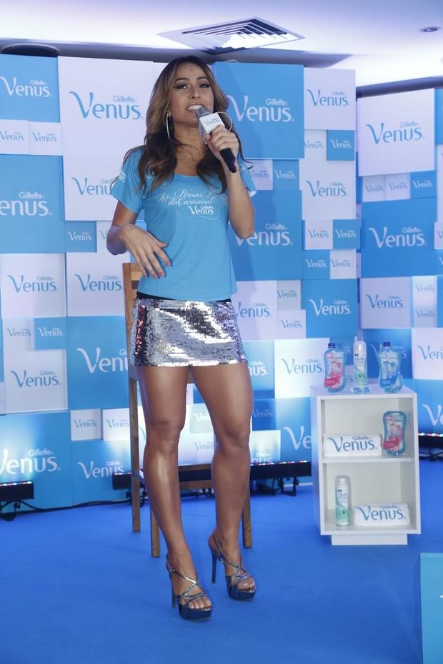 Sabrina Sato em evento no Rio (Foto: Roberto Filho e Alex Palarea / AgNews)