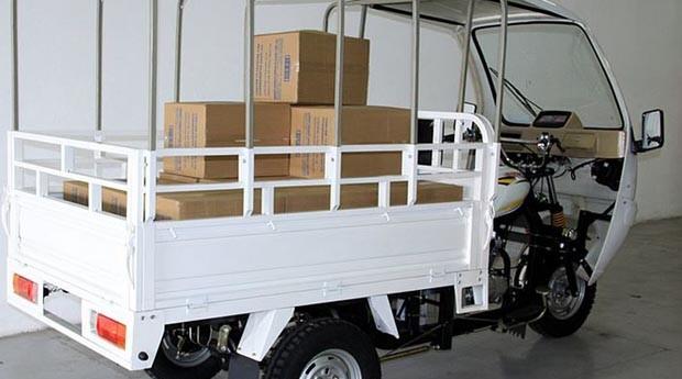 Os triciclos podem ser encontrados em 15 concessionárias espalhadas pelo país (Foto: Divulgação)