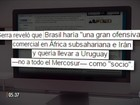 José Serra é acusado de tentar comprar voto do Uruguai no Mercosul