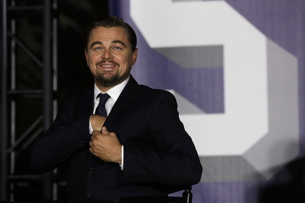O ator Leonardo DiCaprio (Foto: Getty Images)