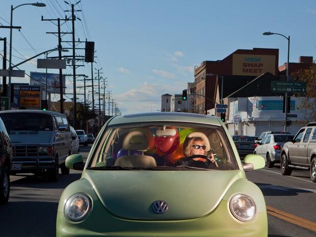 Foto da série 'Car Culture' (Foto: Jonathan Castillo)