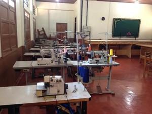 Centro Despertar perde convênios e corre risco de fechar, em Guajará, RO (Foto: Dayanne Saldanha/G1)