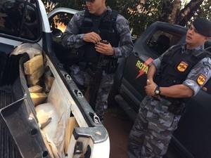 Drogas amapá bope macapá (Foto: Divulgação/Bope)