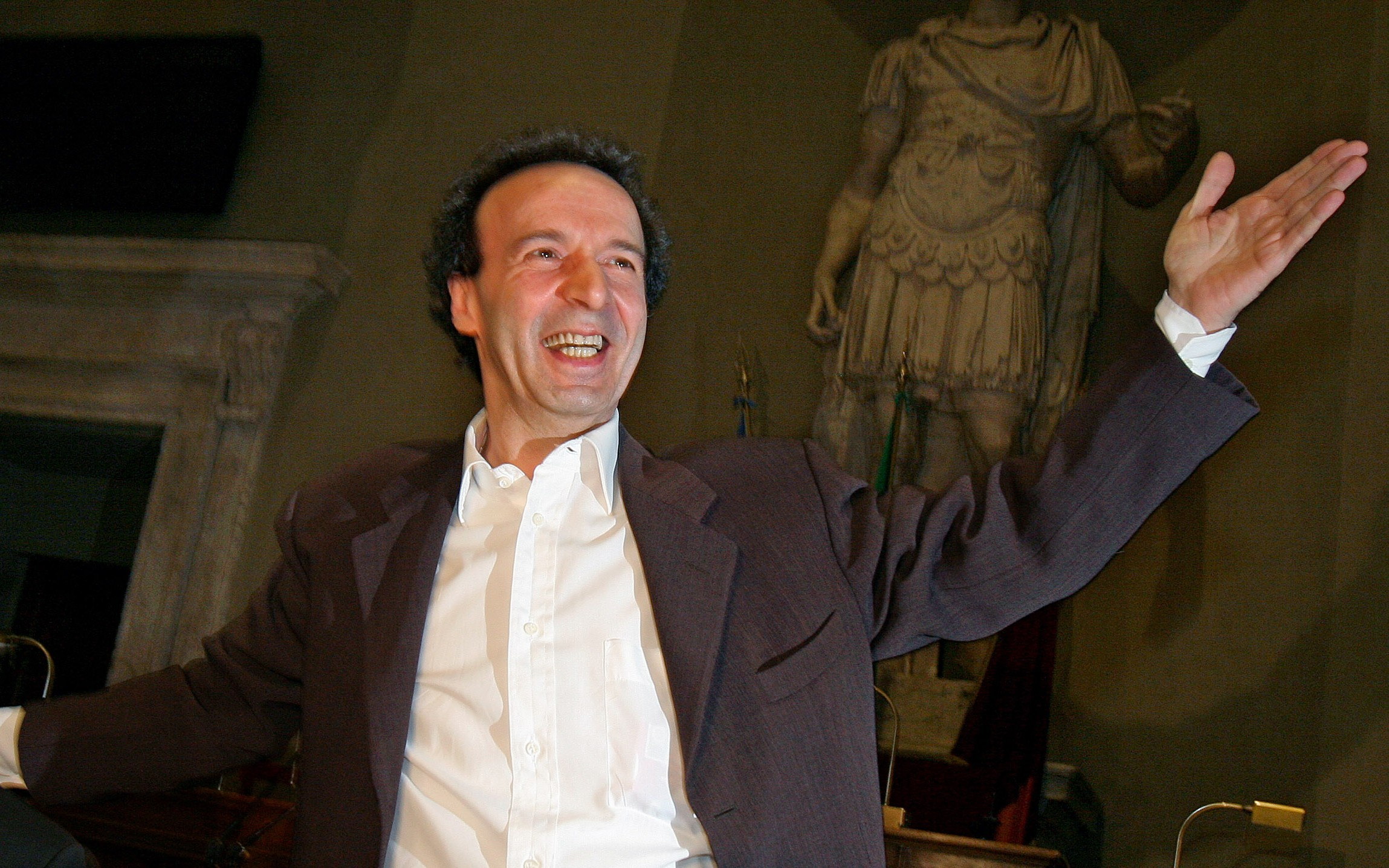Roberto Benigni (Foto: Getty Images)