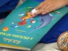 Projeto que incentiva a leitura forma 'pequenos leitores' em Sorocaba