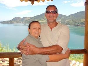 Clarice e Jorge Pires (Foto: Arquivo de família)