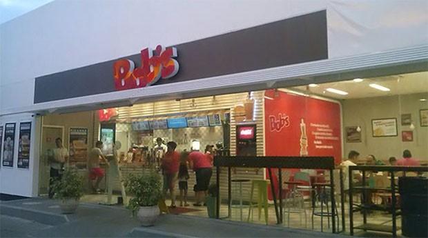 Restaurante do Bob's: franquia inovou no país  (Foto: Reprodução)