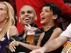 Chris Brown quer se apresentar com Rihanna no Grammy, diz site