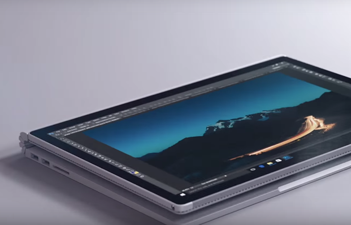 Versatilidade e configurações poderosas do Surface deixam o Macbook Retina para trás (Foto: Divulgação)