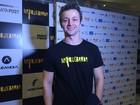'Sandy está sendo uma mãezona', diz Lucas Lima em pré-estreia no Rio