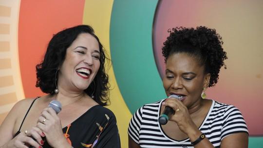 Margareth Menezes e Felicidade Suzy brilham no 'Paneiro' deste sábado (06)