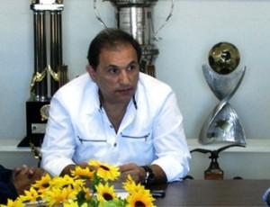 Marco Chedid presidente Bragantino (Foto: Divulgação/Bragantino)