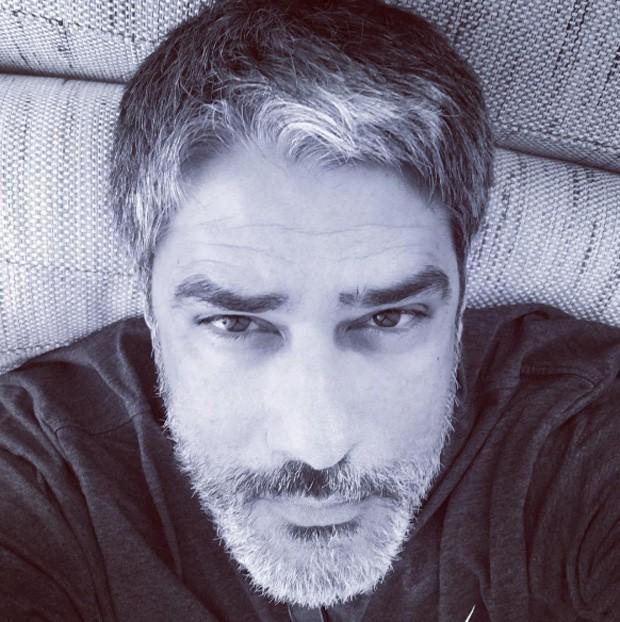 William Bonner (Foto: Reprodução/Instagram)